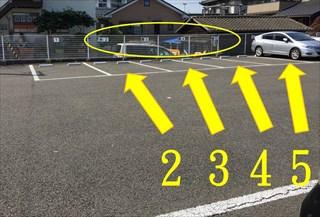 仙台 堀歯科 駐車場